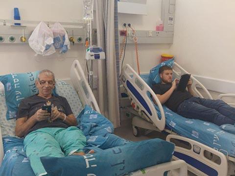 Первая пересадка вены от живого донора: сын спасает ногу отца