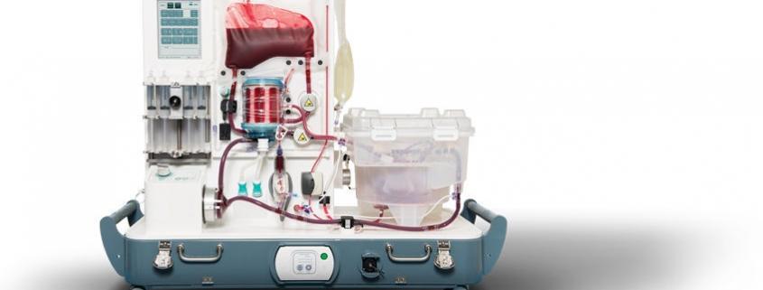 Гипотермическая машинная перфузия